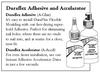 Glue / Accelerator